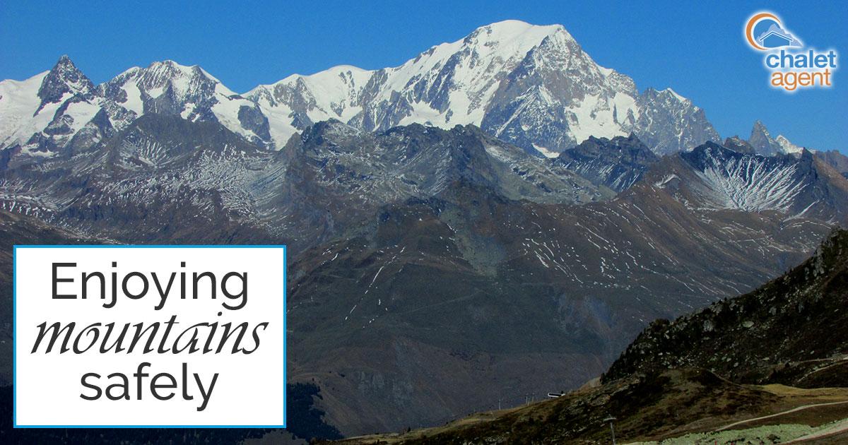 Enjoying Mountains Safely-